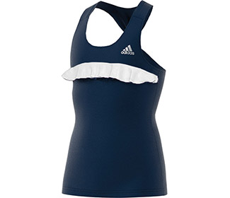 adidas Girls Ribbon Tank